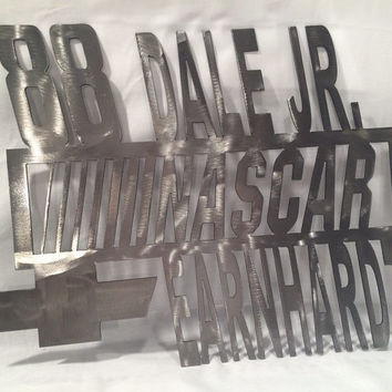 Dale Earnhardt Jr Nascar Wall Art