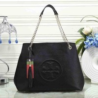 Tory Burch Tide brand women's simple fashion chain shoulder bag Messenger bag