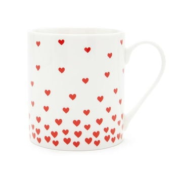 Heart Graphic Mug