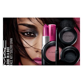 M·A·C Look in a Box: Sultry Diva | MAC Cosmetics - Official Site