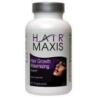 Hair Maxis Hair Growth Maximizing Biotin Supplement - 60 Capsules