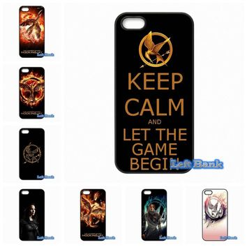 The Hunger Games Phone Cases Cover For Huawei Honor 3C 4C 5C 6 Mate 8 7 Ascend P6 P7 P8 P9 Lite Plus 4X 5X G8