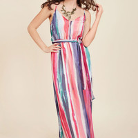 Painted Pending Maxi Dress