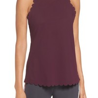 Ted Baker London Scallop Detail Tank | Nordstrom