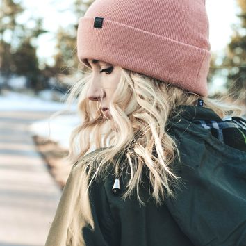 Just Peachy Beanie