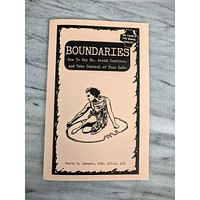 Boundaries: How to Say No, Avoid Conflict, and Take Control of Your Life by Dr. Faith G. Harper