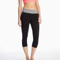AERIE LACE CROP YOGA PANT