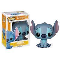 Disney Lilo & Stitch Seated Stitch Pop! Vinyl Figure - Funko - Lilo & Stitch - Pop! Vinyl Figures at Entertainment Earth