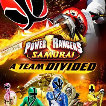 Power Rangers Samurai: A Team Divided Vol. 3 [DVD]