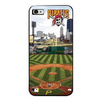 IPHON 4 HRD CASE MLB PIT 02321