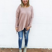 No Strings Attached Sweater