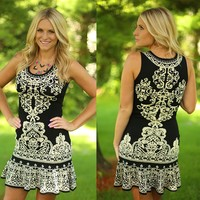 Obsessed With Details Dress
