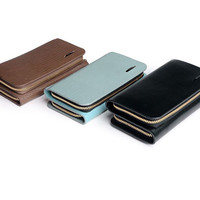 Double Mobile Leather iPhone 5 Case on Luulla