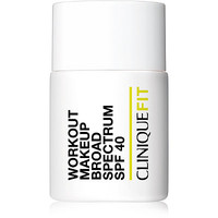 CliniqueFIT Workout Makeup Broad Spectrum SPF 40