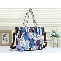 CH stylish casual lady shopping bag hot seller with monogram single shoulder bag #3