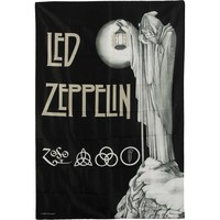 Led Zeppelin Poster Flag