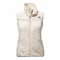 Women's Campshire Sherpa Vest in Vintage White by The North Face - FINAL SALE