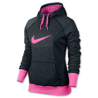 Women's Nike Swoosh Out All Time Hoodie