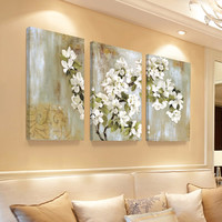 Home Decor Wall Painting Flower Canvas Painting Cuadros Dencoracion Wall Pictures For Livig Room 2017 Beautiful Picture No Frame