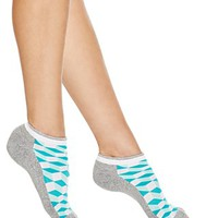 Happy SocksMesh Optic Low Cut Socks