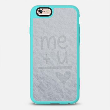 Me and You iPhone 6s case by Alice Gosling   Casetify