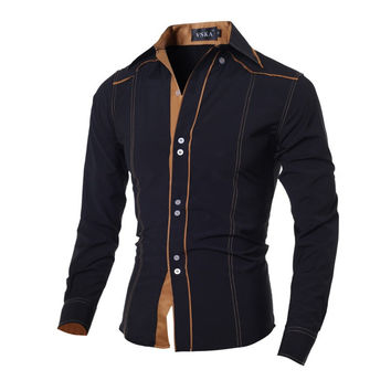 Delicate Design Men Shirt