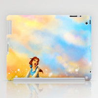 Beauty and the Beast This Provincial Life iPad Case by Alice X. Zhang