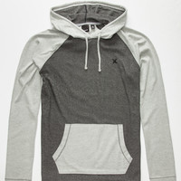 Hurley Weekend Mens Lightweight Hoodie Black  In Sizes