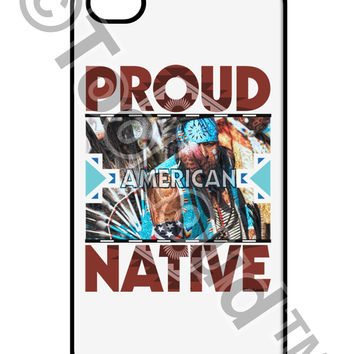Proud Native American iPhone 4 / 4S Case