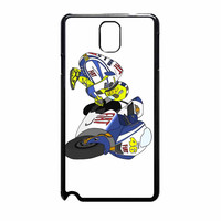 The Doctor Valentino Rossi 46 Samsung Galaxy Note 3 Case