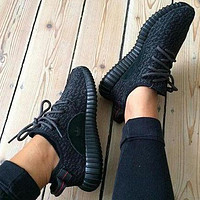 adidas women yeezy boost sneakers running sports shoes-3