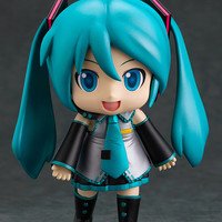 Nendoroid Mikudayo (re-run) Character Vocal Series 01: Hatsune Miku