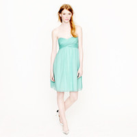 Taryn dress in silk chiffon - Wedding_Bridal_Brunch - Wedding's Weddings & Parties - J.Crew