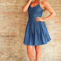 Jeena Denim Dress