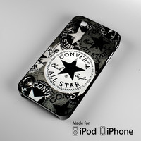 Converse All Star A1585 iPhone 4S 5S 5C 6 6Plus, iPod 4 5, LG G2 G3, Sony Z2 Case