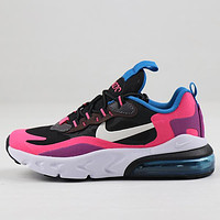 Nike Air Max 270 Girls Boys Children Baby Toddler Kids Child Fashion Casual Sneakers Sport Shoes