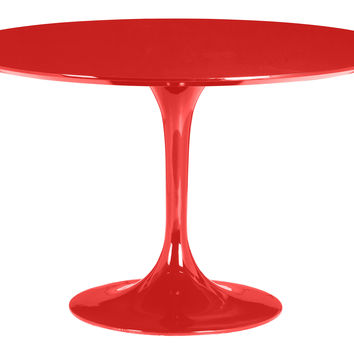 WILCO TABLE RED