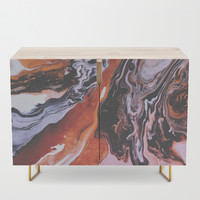 soul mate Credenza by duckyb