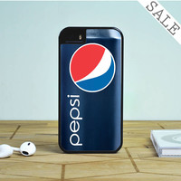 Funny Pepsi Blue Can iPhone 5S Case