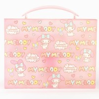 My Melody A4 Document Case: Logo