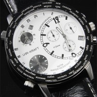 Uhr-Kraft Big World Watch from Watchismo.com