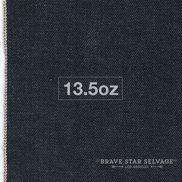 The Skeleton Skinny 13.5oz Selvage Pre-Order