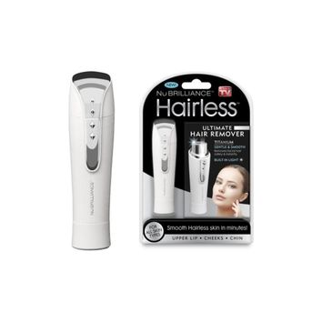 NuBrilliance Hairless Ultimate Hair Remover