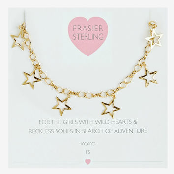 Frasier Sterling Seeing Stars Choker at PacSun.com