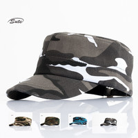 Five Colors of Classic Army Military Hats