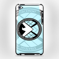 Agent Of Shield Badge iPod 4 Case