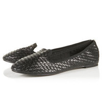 MARKET Woven Slippers - Flats  - Shoes