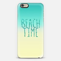 Beach Time Aqua iPhone 6 case by Lisa Argyropoulos | Casetify