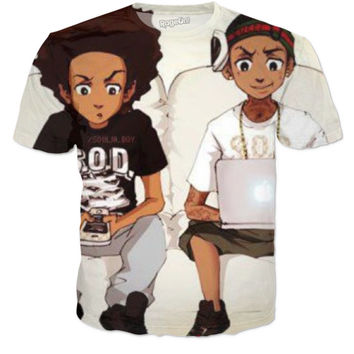 Boondocks Teenager Shirt