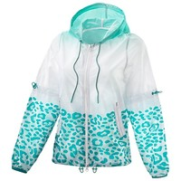 adidas Travel Pack Print Jacket